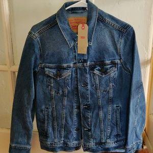 Brand new Levi's Jean jacket NWT